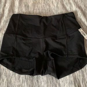 Victoria's secret shorts spandex